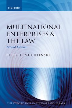 Multinational Enterprises & the Law